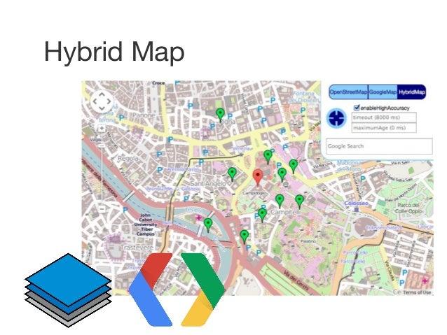 Playing with Maps using AngularJS