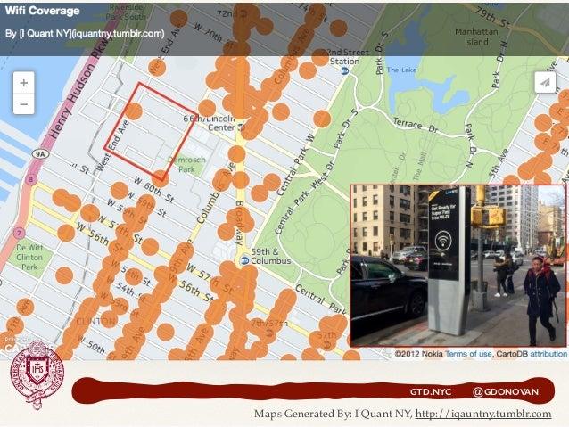 GTD.NYC @GDONOVANGTD.NYC @GDONOVAN Maps Generated By: I Quant NY, http://iqauntny.tumblr.com