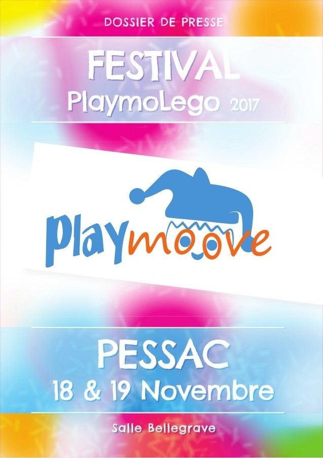 L'association PLAYMOOVE est une association de passionnés qui organise des évènements (expositions-activités tombola-vente...