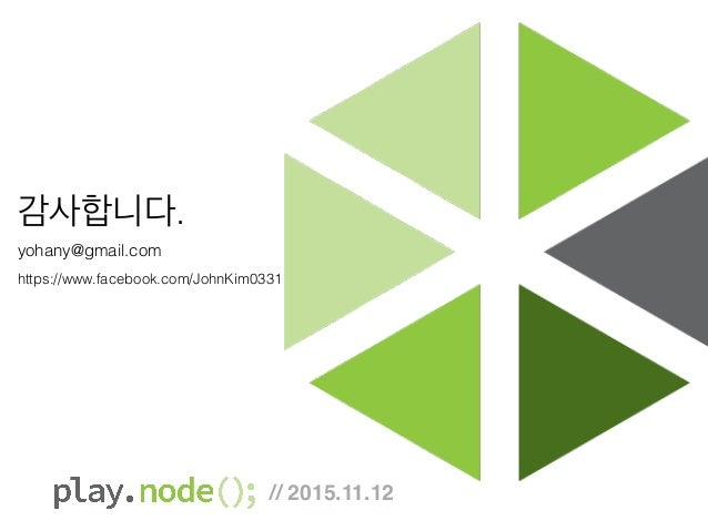 Play node conference