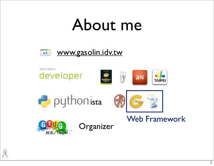 Play Framework on Google App Engine Slide 3