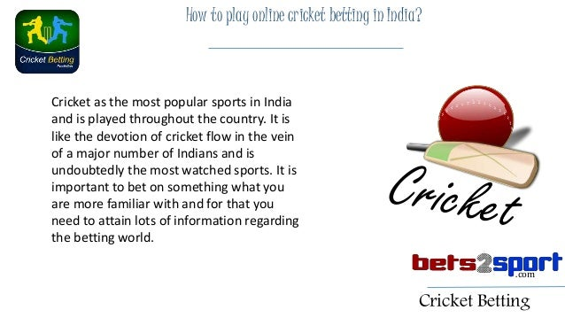 Is Cricket Betting Legal in India
