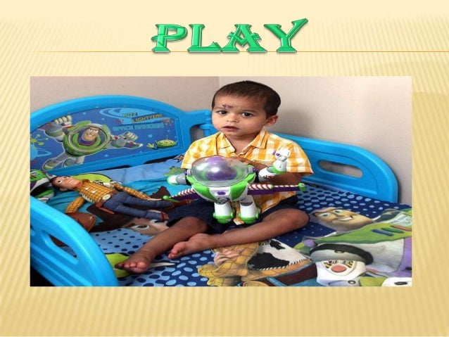 THERAPEUTIC PLAY: Therapeutic play is the specialised play activities by which a child acts out or expresses his unconscio...