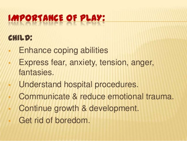 importance of play for childs development Even before the united nations high commission for human rights cited play as a right of every child, philosophers and psychologists, such as plato, piaget, and friedrich froebel, recognized the importance of play in healthy child development 8 – 10.