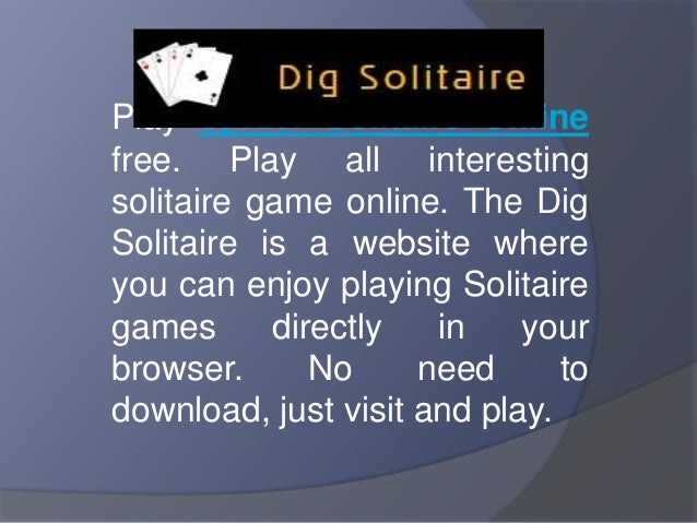 Direct play in browser spider solitaire online by.