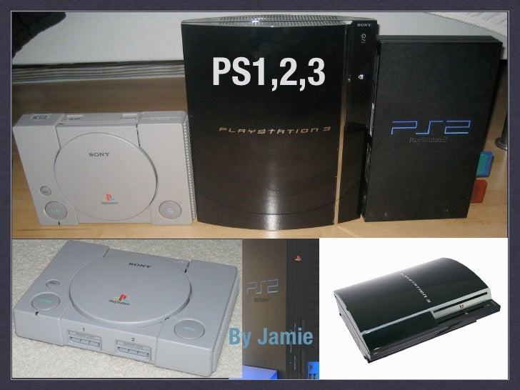 PS1,2,3      By Jamie