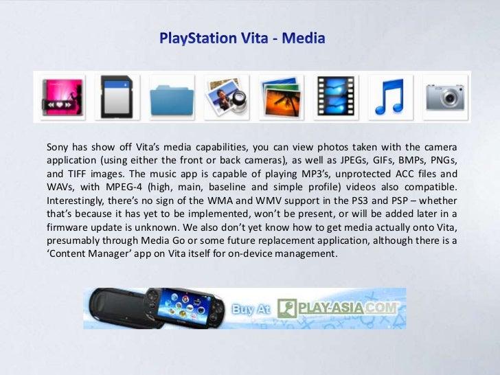 Playstation vita accessories