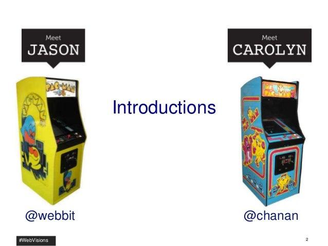 """""""Play to Change"""" Workshop - WebVisions Portland Slide 2"""