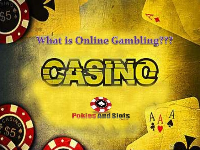 online casino games rules