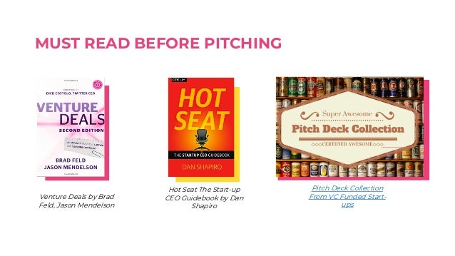 Play Ventures   How to Properly Pitch Your Start-up