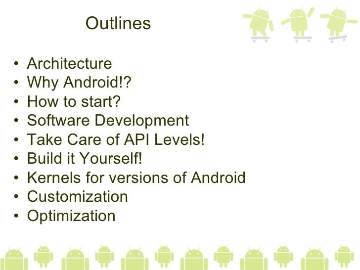 Play With Android Slide 2