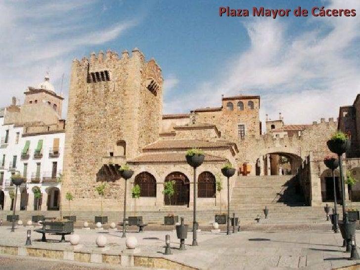 Plazas de espana Slide 2