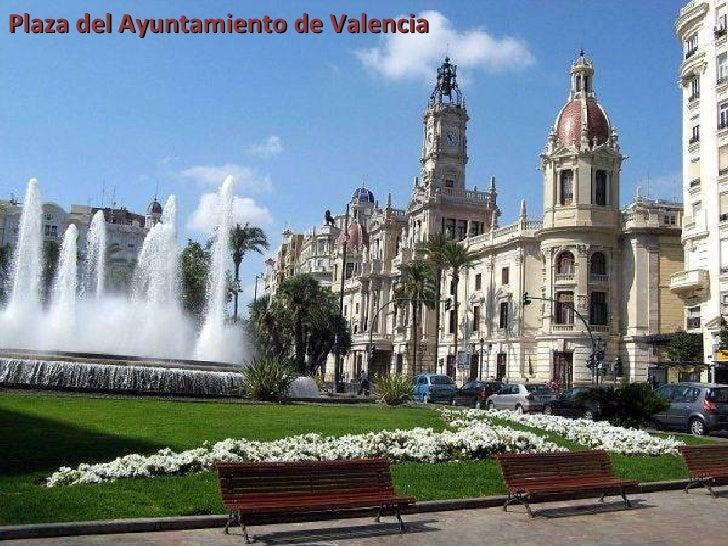 Plazas de espana Slide 3