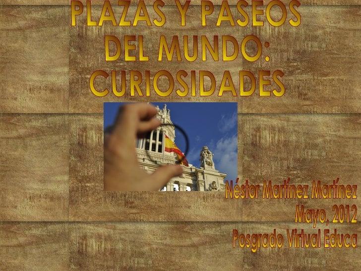 Se le llama así porque el peor presidentede México, Antonio López de Santa Anaen 1842 mandó construir en la plaza de lacon...