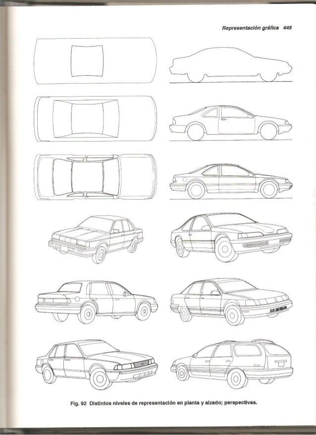 Plazola estacionamientos for Carros para planos arquitectonicos