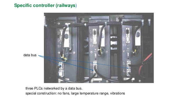 Compact or modular ?  €  # I/O modules  Limit of local I/O  compact PLC  (fixed number of I/Os)  modular PLC (variable num...