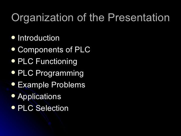 PLC Slide 2