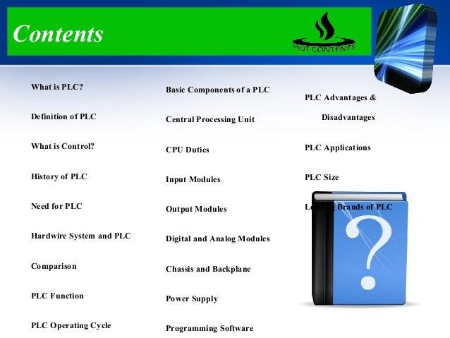 PLC Basic Slide 2