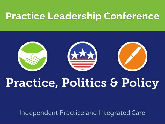 Independent Practice and IntegratedCare