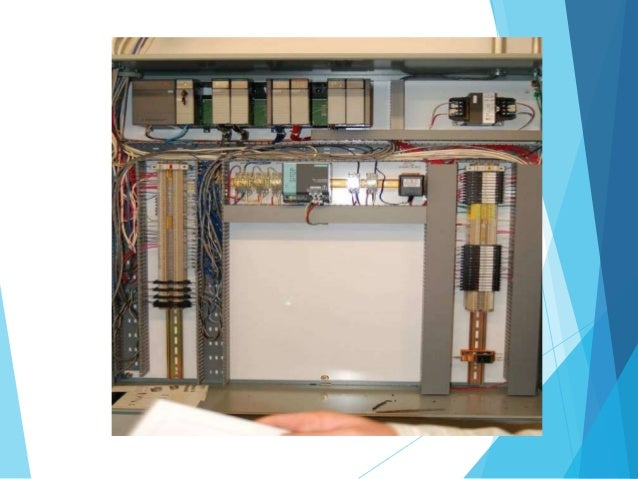 Programmable Logic Controller ( P L C ) – T Y P E S  Modular:  Capacity and functionality can be added as required and t...