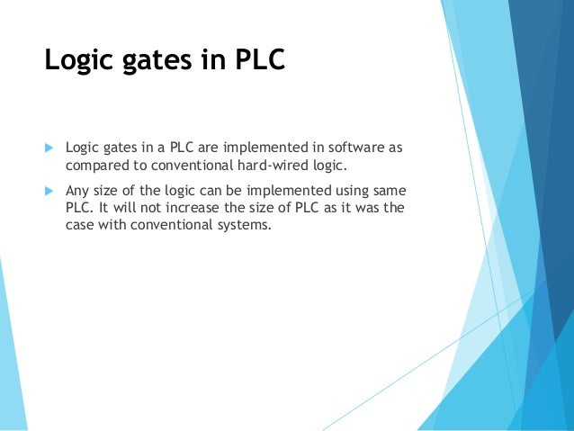 Response Time  The total response time of the PLC is a fact we have to consider when purchasing for a PLC. Just like our ...