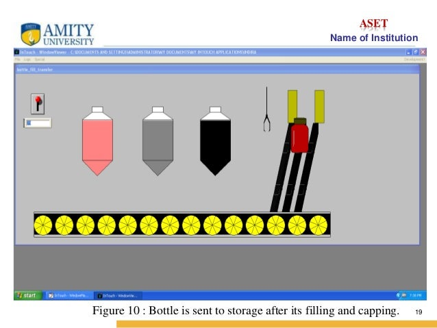 Plc and scada theory ppt bottle 19 ccuart Gallery