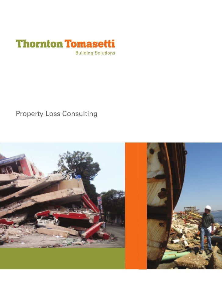 Property Loss Consulting