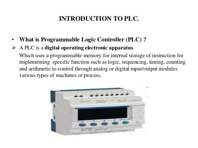 Engineering Essentials: What Is a Programmable Logic Controller?