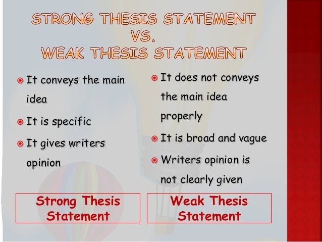 Develop an appropriate arguable working thesis statement with two to four main points to research