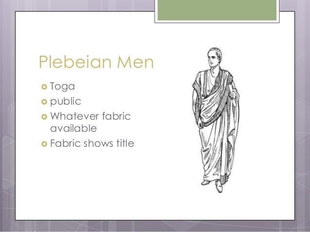 Plebeians Clothing