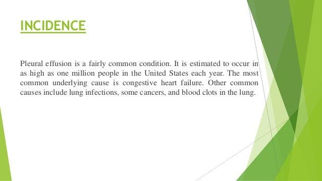 Pleural effusion Slide 3