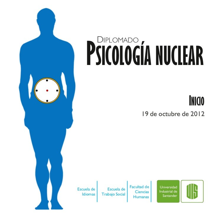 DIPLOMADO    PSICOLOGÍA NUCLEAR                                                    INICIO                                 ...