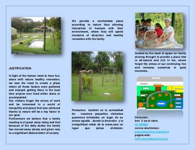 Plegable pesca deportiva Slide 2