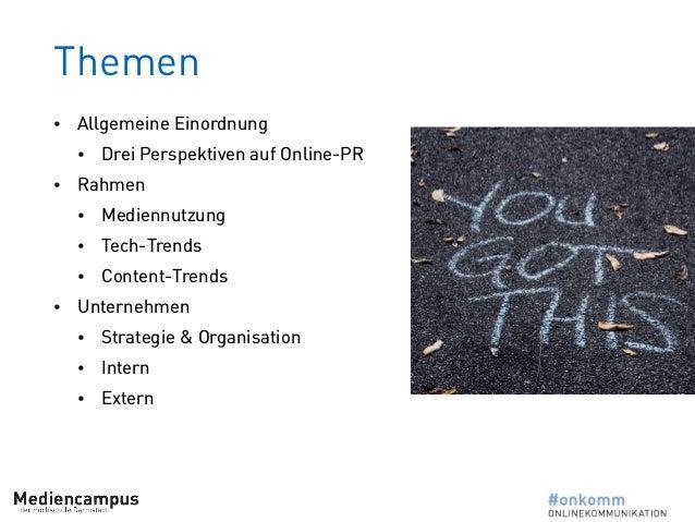 Zwischen Dialog und Targeting: Beobachtungen zur Onlinekommunikation Slide 3