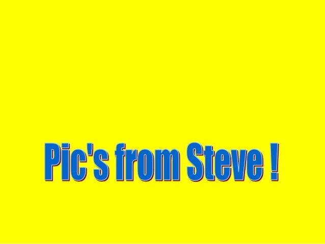 Machtig mooi! Van Steve