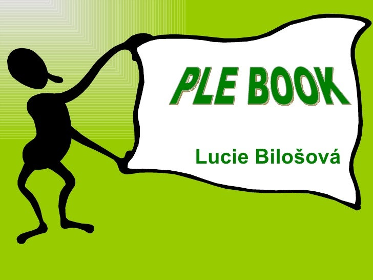 Lucie Bilošová PLE BOOK