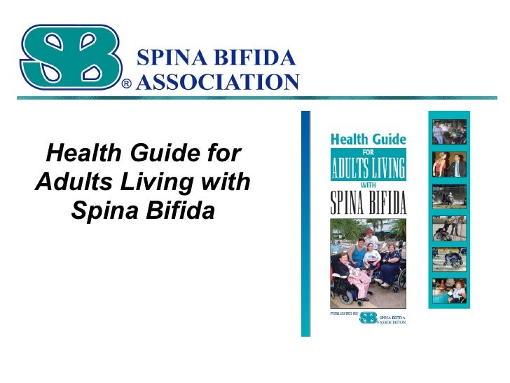 Health Guide for Adults Living with Spina Bifida
