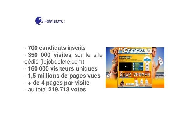 Couverture médiatique # Quelques beaux titres vus/lus/entendus dans les médias en 2010 Radio ► RTL - émission présentée pa...