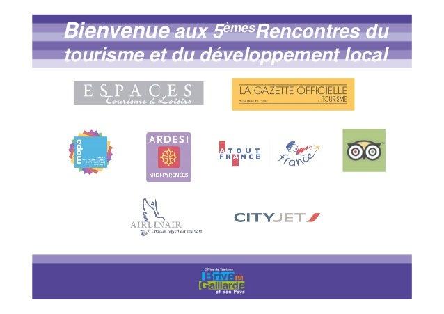 Titre titre titreConférence de Clôture Zoom sur des destinations qui ont créé le Buzz Animateurs : Marcel Lévy, journalist...