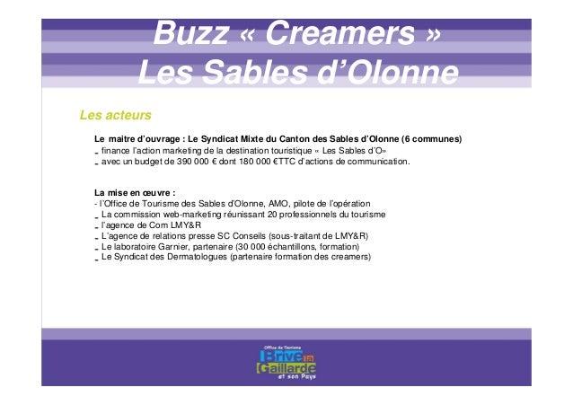 Titre titre titre Vidéo Buzz « Creamers » Les Sables d'Olonne