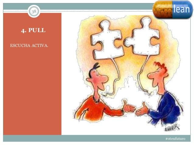 4. PULL ESCUCHA ACTIVA. 38 #oteufuturo