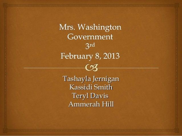 Tashayla Jernigan  Kassidi Smith   Teryl Davis Ammerah Hill