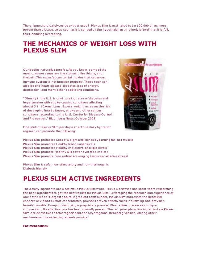 Plexus Slim The Pink Drink