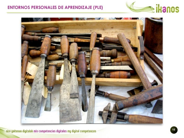 !15 ENTORNOS PERSONALES DE APRENDIZAJE (PLE)