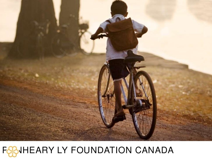 PONHEARY LY FOUNDATION CANADA<br />