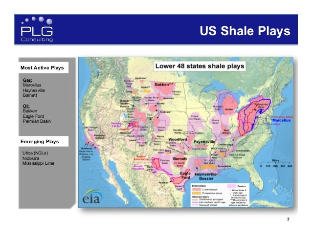 Oil Natural Gas The Evolving Freight Transportation Impacts - Evolving map of us