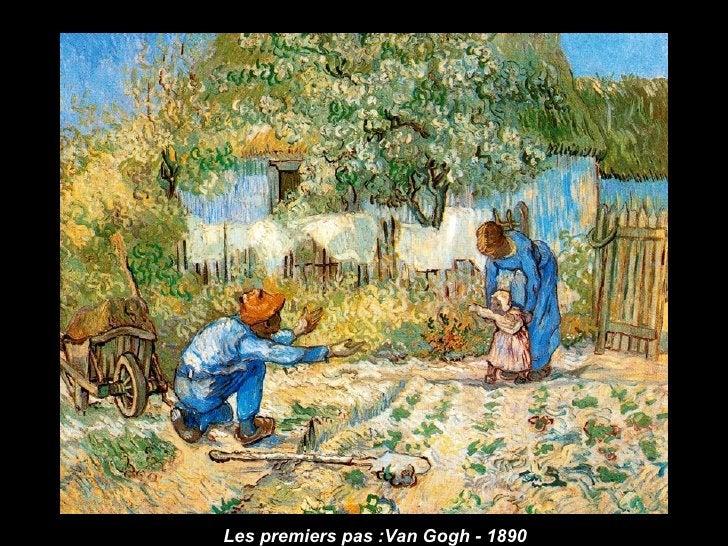 Les premiers pas :Van Gogh - 1890