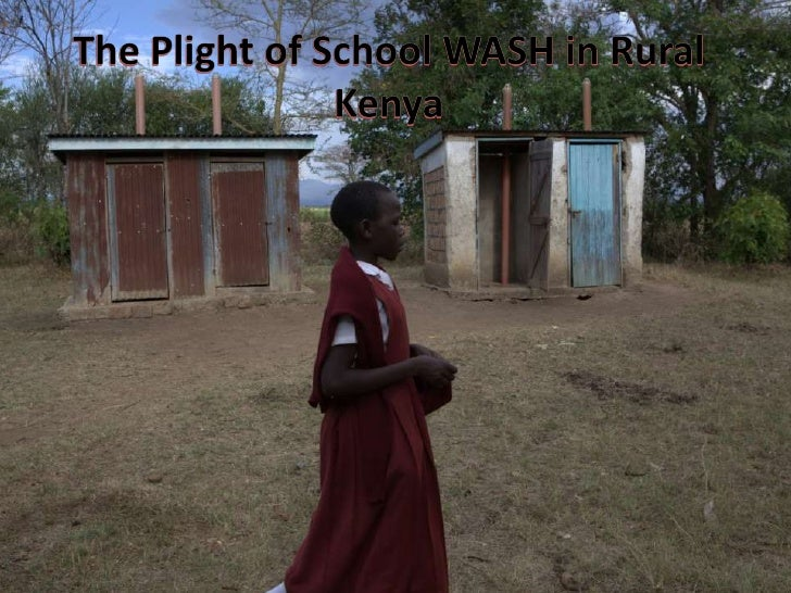 Funding for water, sanitation and hygiene (WASH) inKenyan schools' budget is a fraction of what is needed.Schools are forc...