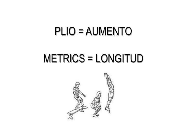 Pliometría Slide 3