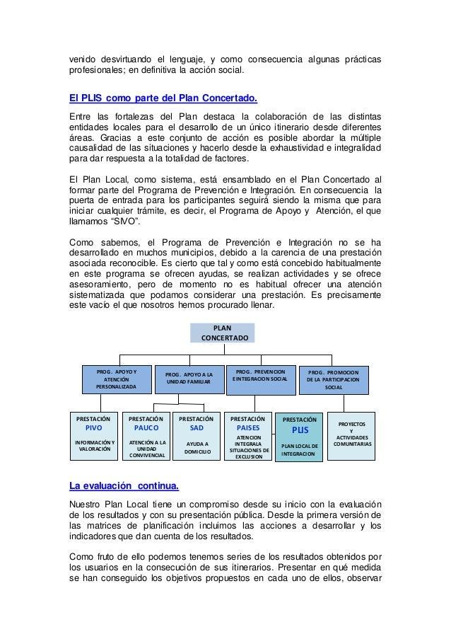 Plan local de inclusion social illescas 2016 for Oficina empleo illescas